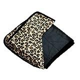 Intimate Furniture Love Blanket, Leopard