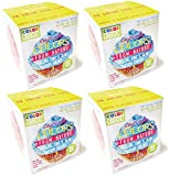 Food Coloring - ColorKitchen Cupcake Coloring Set - Colors: Pink, Blue, Yellow - Natural - Vegan - Non-GMO - No Artificial Food Dyes - Highly Concentrated Powder Pigment - Storage Friendly