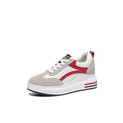 7a4f16e464fbc Amazon.com: Women's Sneakers Casual Shoes Spring Fall Comfort ...
