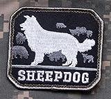 Mil-Spec Monkey Sheepdog Morale Patch - SWAT