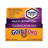 Gold Bond Pain & Itch Relief Cream with