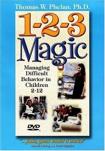 1-2-3 Magic: Managing Difficult Behavior in Children 2-12 by Phelan, Thomas W. published by Parentmagic, Inc. (2008)