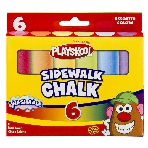 Best sidewalk chalk under 2 dollars to buy in 2019