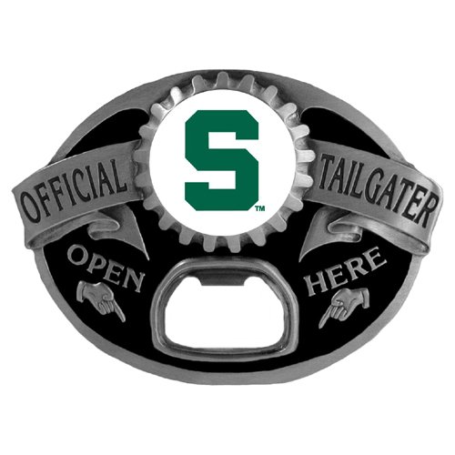 NCAA Michigan State Spartans Tailgater Buckle