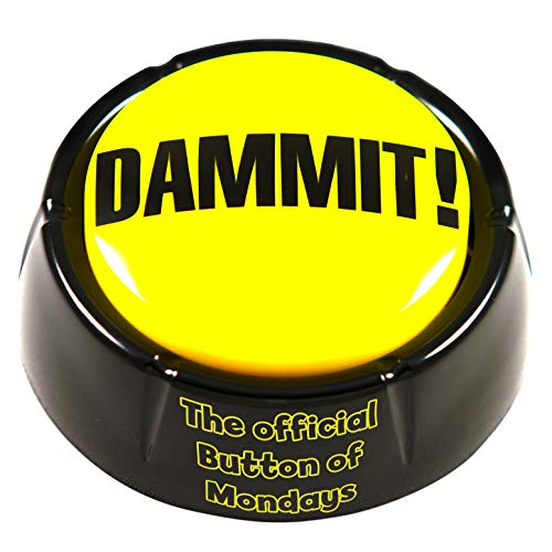 Dammit Button - the Official Button of -