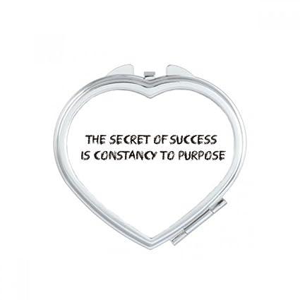 Amazoncom Diythinker Slogan The Secret Of Success Is Constancy To