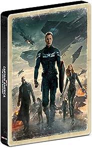 Capitão América: Soldado Invernal - Steelbook [Blu-Ray]