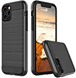 Oterkin iPhone 11 Pro Max Case, iPhone 11/XI Max Case,【New】 360° Body Protective Rugged Shockproof Slim Wireless Charging Support Case for iPhone 11 Pro Max/iPhone 11 Max(6.5inch) (2019)