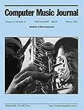 Computer Music Journal