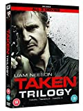 Taken Trilogy - 3-DVD Set ( Taken / Taken 2 / Taken 3 ) ( Taken / Taken Two / Taken Three ) [ NON-USA FORMAT, PAL, Reg.2 Import - United Kingdom ]