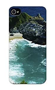 Ideal Standinmyside Case Cover For Iphone 5/5s(mcway Falls Julia Pfeiffer Burns State Park), Protective Stylish Case