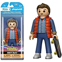 Back to the Future Marty McFly Playmobil Vinyl Figure [Funko]