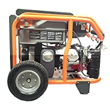 Honda Commercial Tri Fuel Generator Complete Package 15000 Starting Watts 8400 Running Watts