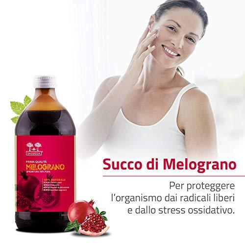 Succo di Melograno 100% puro 4