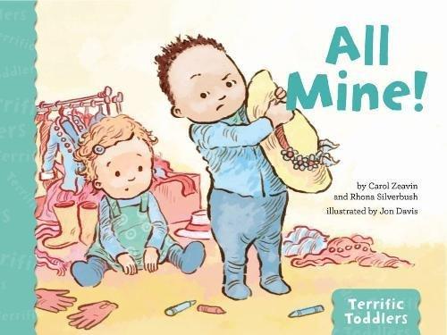 Book Cover: All Mine!