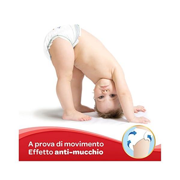 HUGGIES Pannolini Ultra Comfort, Taglia 3 (4-9 Kg), Confezione da 168 Pannolini (3 x 56) 3