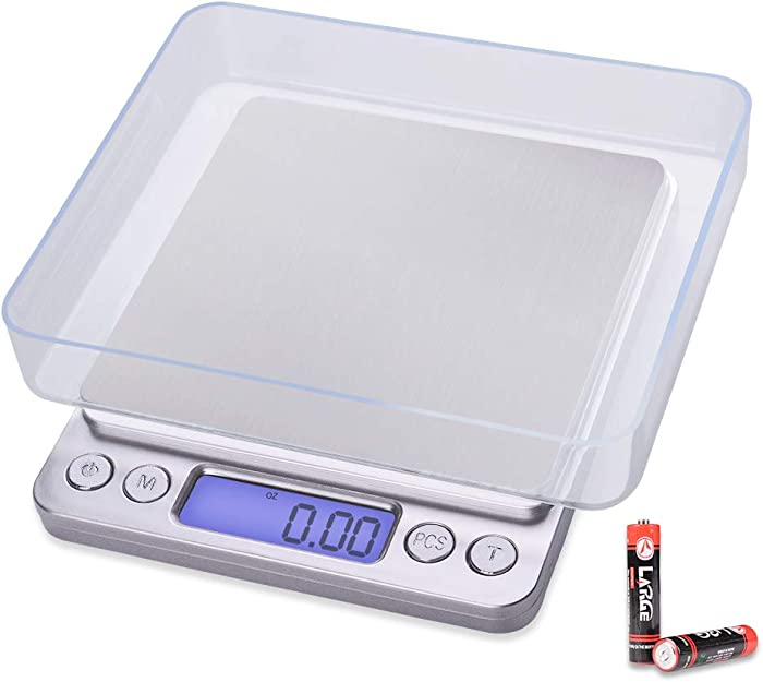 Top 9 Digital Food Scale Tenth Gram