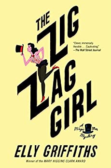 The Zig Zag Girl (Magic Men Mysteries) by [Griffiths, Elly]