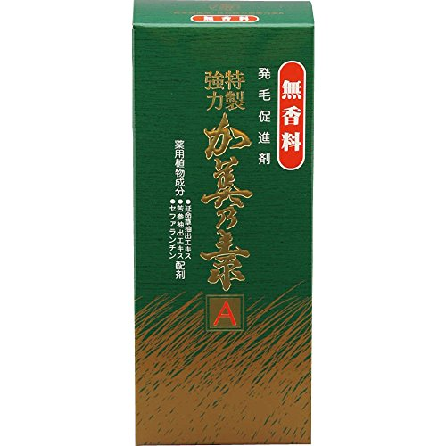 KAMINOMOTO Hair Regrowth Treatment Special Powerful KAMINOMOTO A No Fragrance 180ml