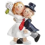 Hochzeit Hochzeitspaar III * Brautpaar * Tortendekoration Tortenfigur