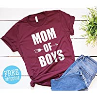 Mom of BOYS Shirt, Mom of Boys T-Shirt , Trendy Tees for mom, Pregnancy announcement, Blessed mama, Mama Life, Gifts for mom