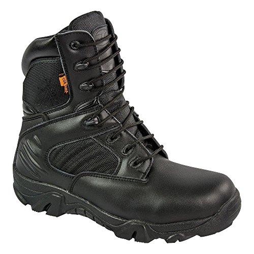 Highlander Stiefel Echo Boots schwarz Schwarz