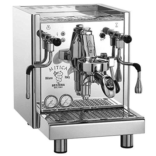 Espresso Siebträgermaschine Bezzera Mitica
