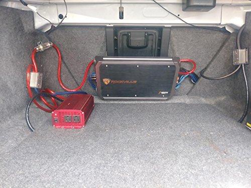 Terrific Amazon Com Installgear 4 8 10 Awg Gauge Power Distribution Block 4 Wiring Cloud Xeiraioscosaoduqqnet