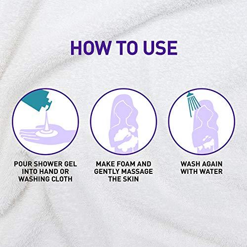 Sedure Perfumed Shower Gel For Women, Musk and Peony, Wild, 150 ml