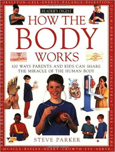 Book How Body Works (How It Works)