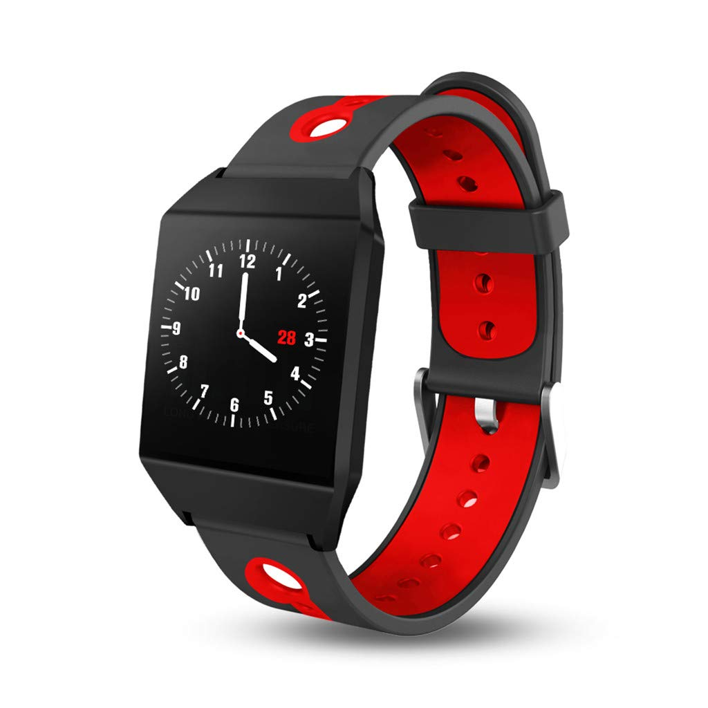 Reloj Inteligente,Reloj Deportivo con altímetro/termómetro ...