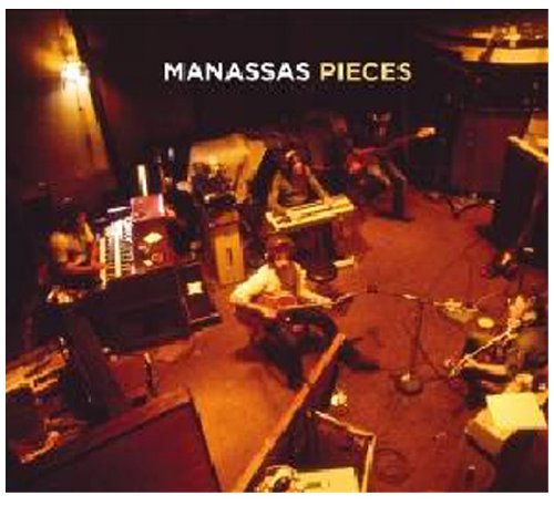 CD : Stephen Stills - The Manassas Pieces (CD)