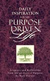 The Purpose Driven Life, Rick Warren, 0310807980