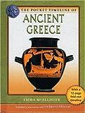 The Pocket Timeline of Ancient Greece, Emma McAllister, 0195301323