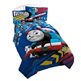 Thomas Train Twin-Full Comforter Tank Engine Faster Bedding