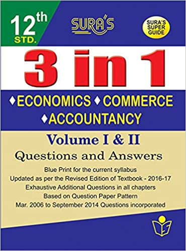 12th Commerce Book