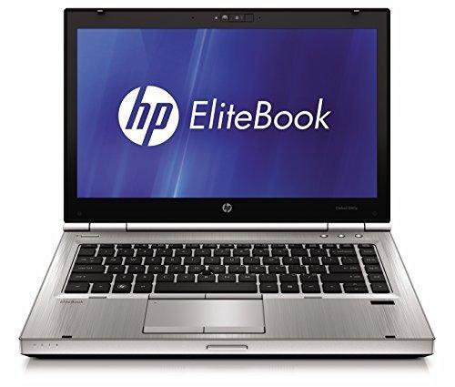 (HP EliteBook 8460P 14-inch Notebook PC - Intel Core i5-2520M 2.5GHz 4GB 250GB Windows 10 Pro - Bulk Packaging Refurbished)