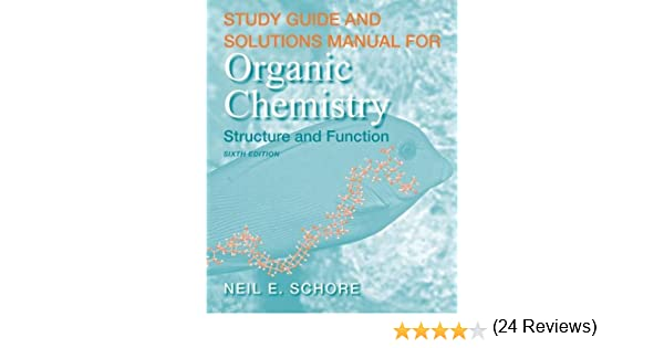 Amazon study guidesolutions manual for organic chemistry amazon study guidesolutions manual for organic chemistry 9781429231367 k peter c vollhardt neil e schore books fandeluxe Images
