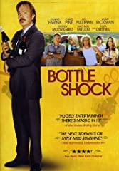 Based on a true story; Bottle Shock chronicles the events leading up to the famous Paris Tastings of 1976; wherein Napa wines bested the exalted French wines in a blind tasting and put California wines on the map for good. The story is told t...