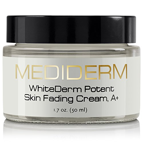 Best Dark Spot Corrector & Natural Skin Whitening Fade Cream, A+ Lightening Blemish Removal Serum Reduces Age Spots, Freckles, Melasma & Hyperpigmentation - Get Rid Of Liver Spots & Skin Discoloration