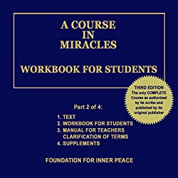 A Course in Miracles: Workbook for Students, Vol. 2