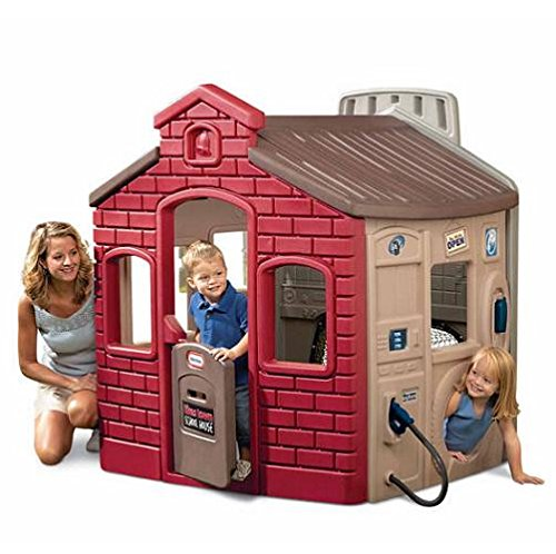Top 6 Best Kids Outdoor Playhouse Reviews in 2020 6