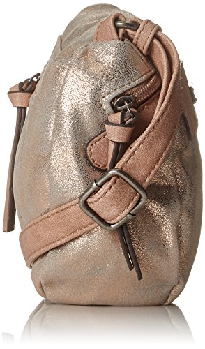 Comb Gold Bag Cross Crossbody Body Tamaris Ava Women's Bag Copper zPxvxfCn