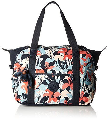 Lily M Art De multi Pastel 1 Bl Voyage Sac Bloom Kipling Alex Couleur RPwqpp5