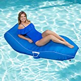 Suntan Lounge Contour Shape Pool Chair