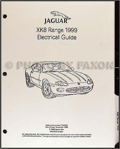Awesome 1999 Jaguar Xj8 Electrical Guide Wiring Diagram Original Jaguar Wiring 101 Capemaxxcnl