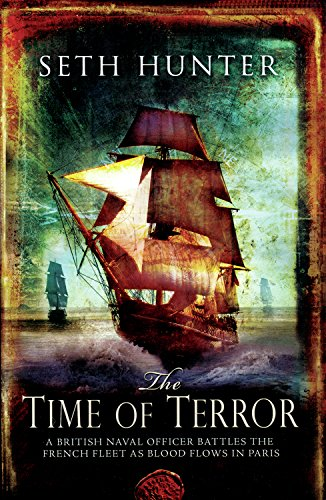 The Time of Terror: A Novel (The Nathan Peake Novels)