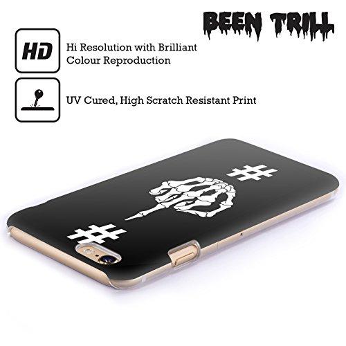 Official Been Trill Middle Finger Skulls Hard Back Case for Apple iPhone 5 / 5s / SE