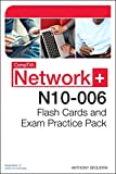 CompTIA Network+ N10-006 Flash Cards and Exam Practice Pack, Sequeira, Anthony, 0789754649