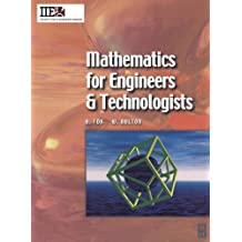 Mathematics for Engineers and Technologists (IIE Core Textbooks Series)